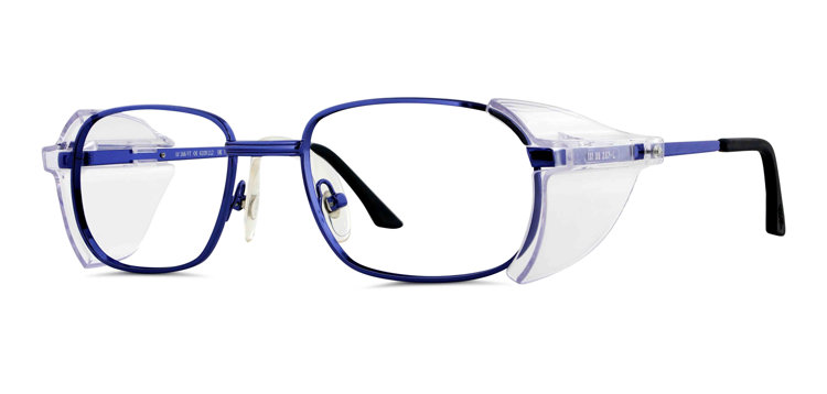 Picture of UVEX 5108 SAFETY FRAME STEEL BLUE