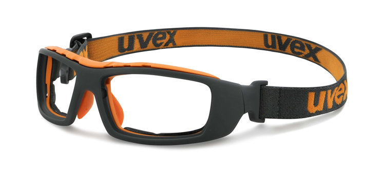 Picture of Uvex 5512 Safety Goggle Orange